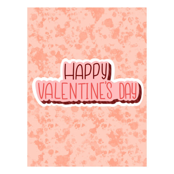 Valentine paint