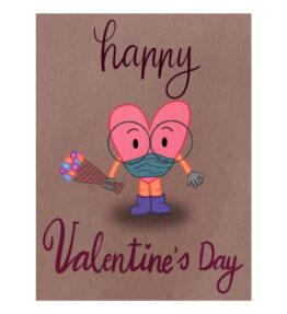 Valentine's day hart