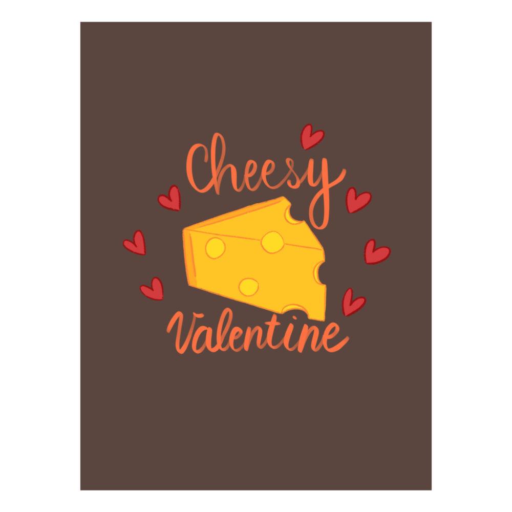 valentine cheesy
